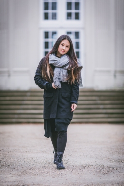 Fotoshooting mit Quynh Februar 2017