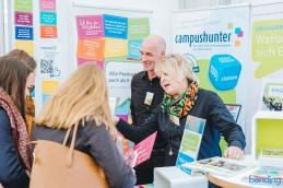 Fotos zur Firmenkontaktmesse in Dresden 2017