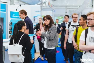 bonding Firmenkontaktmesse Stutgart 2017