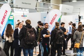 bonding Firmenkontaktmesse Karlsruhe 2018 | auf www.lichtbetrieb.de